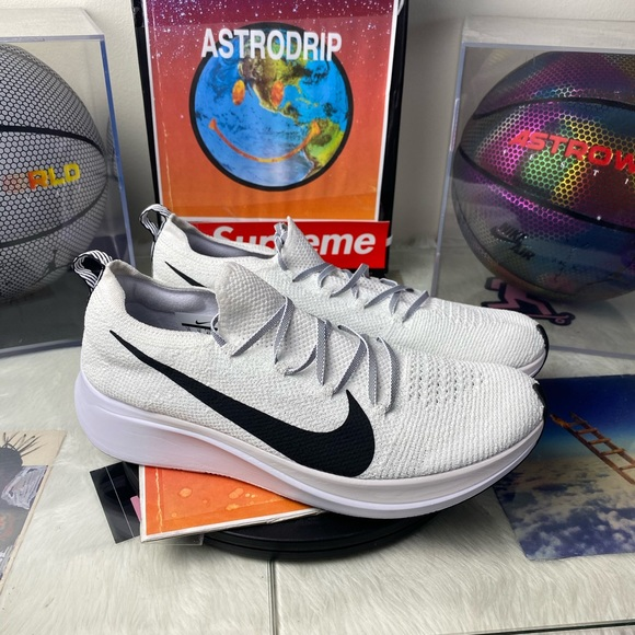 Nike Shoes | Zoom Fly Flyknit White
